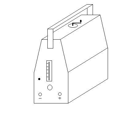 Spawarka transformatorowa TS-100(?) - Dane