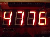 Sterownik wyświetlaczy LED na układzie FPGA - miniprojekt