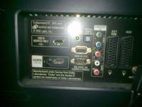 Toshiba A200 - podłączenie do Tv LG 26lg3100