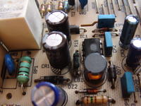 2 x migaj�ca dioda start Gorenje wa50120