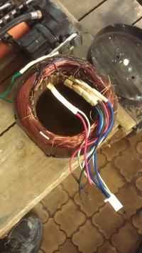 MR/GGT 3003 - uszkodzony/niekompletny generator pr�du