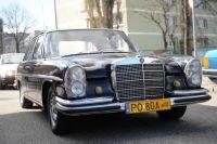 Mercedes W123 - Legalność przeróbek blacharskich