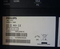 [Sprzedam] TV Philips 26PFL3403/10 uszkodzona matryca