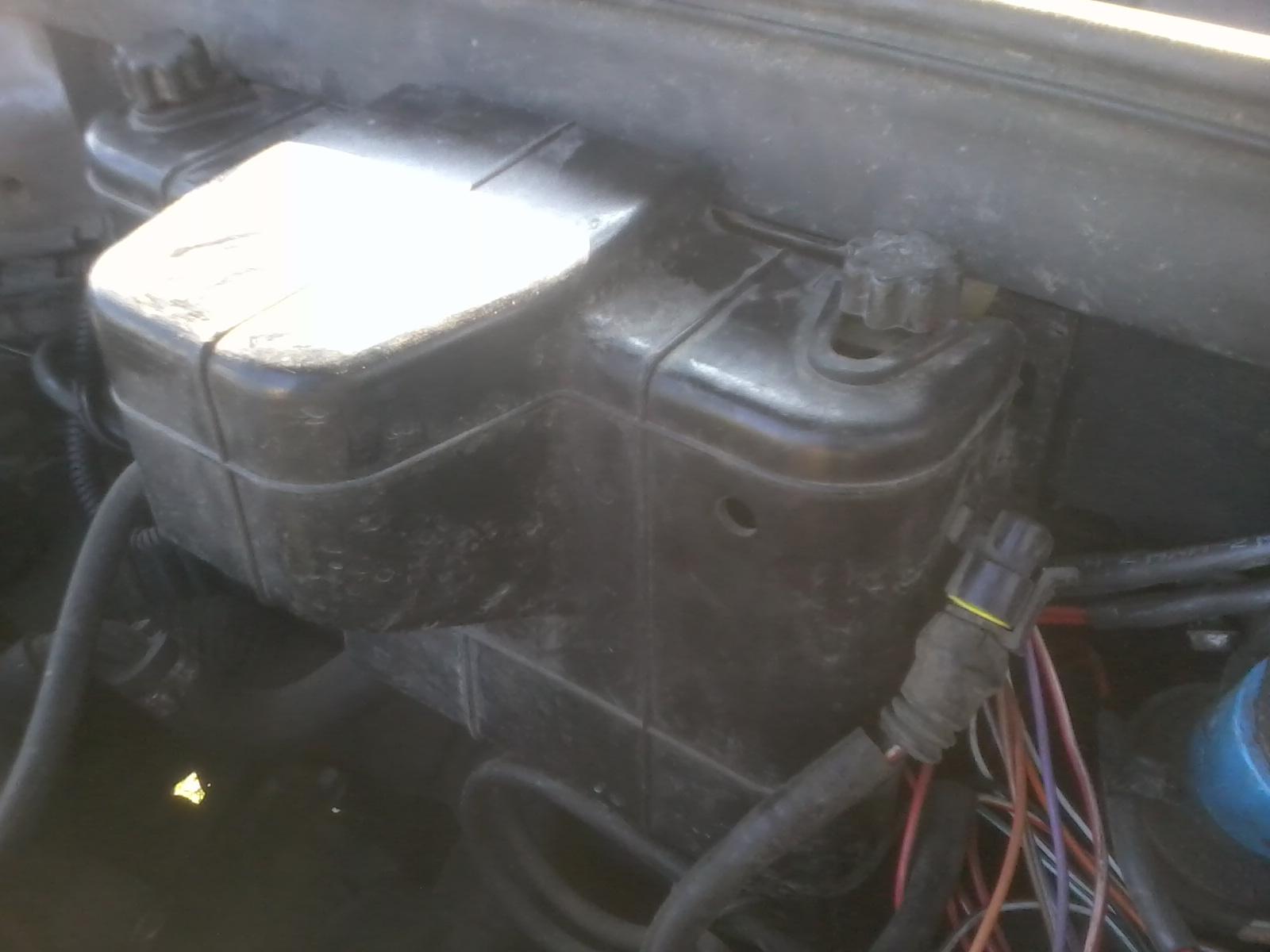 Marea 1.6 16v pali bezpiecznik brak iskry