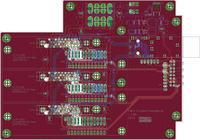 Backplane FC Fiber - SATA Konwerter 4Gbps