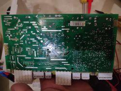 Electrolux EWT 10420W - Błąd E66. Koniec prania po kilku minutach.