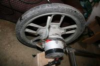 silnik od w�zka inwalidzkiego 24v