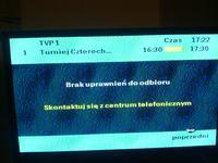 Nieprawidlowy obraz przy podlaczeniu dekodera do tv