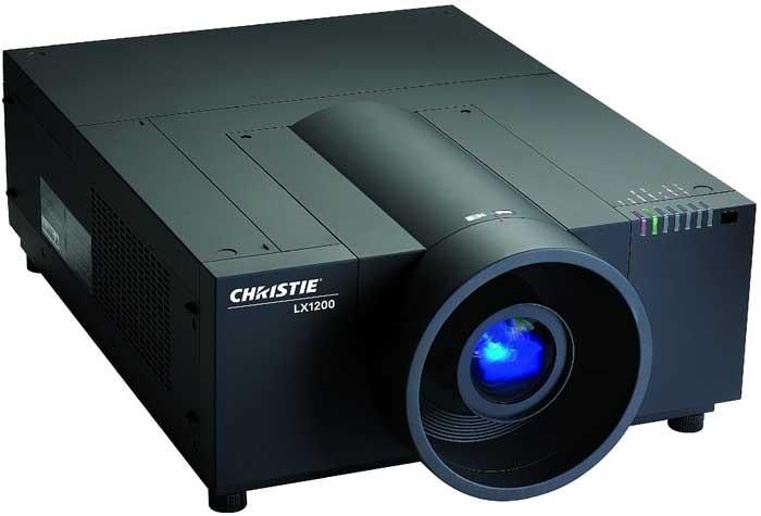 Christie LX1200 i LHD700 - nowe projektory ju� w sprzeda�y