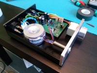 Wzmacniacz słuchawkowy TPA6120 - RS Headamp 2016
