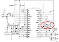 Przesunięcie fazowe pomiędzy kanałami na wyjściu karty dźwiękowej