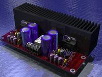 Wzmacniacz Stereo - 2 x Holton 200