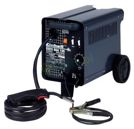 Einhell Euro SGA 150 uszkodzony kondensatorr ceraminczy