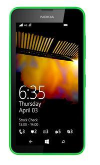 """Nokia 635 - 4,5"""" smartphone z LTE i Windows Phone 8.1 w przedsprzeda�y"""