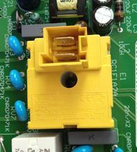 Amica PCP5580B23 - Przełącznik programów