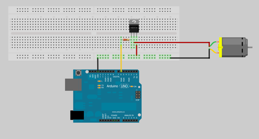 Tutorial: know and use MOSFETs - GarageLab (arduino, electronics.