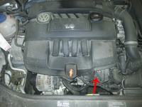 VW Passat B6 1,6 mpi - Ha�as po odpaleniu silnika.