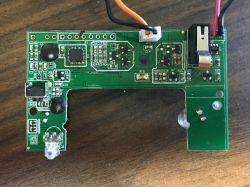 GOJO LTX-7 : automatyczny podajnik mydła, krótki opis reverse engineeringu