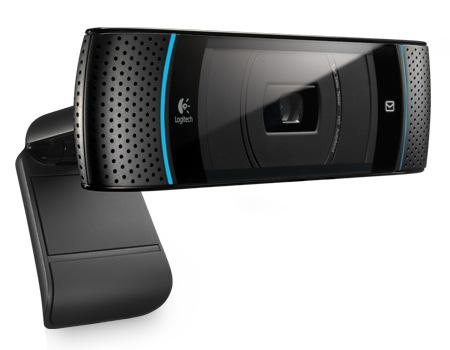 Logitech B990, B910, B905, Pro 9000 - kamerki do wideorozm�w w HD