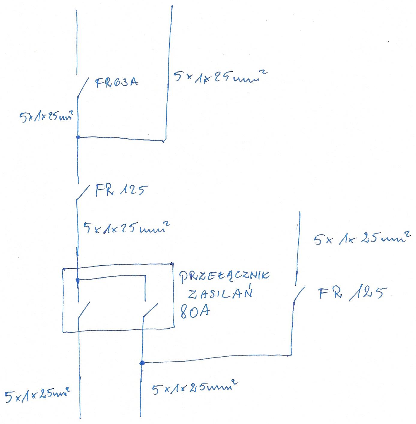Jak Narysować Schemat Przełącznika Zasilań Elektrodapl