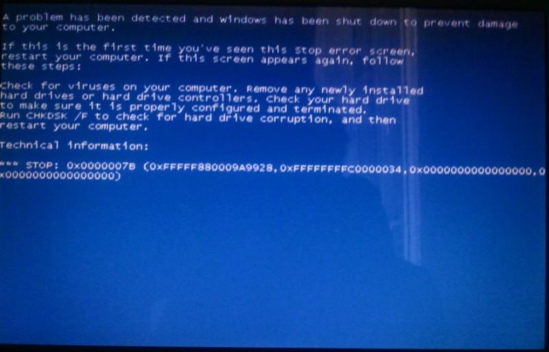 Acer Extensa 5620Z - BSOD, konsola odzyskiwania nie mo�e naprawi� systemu