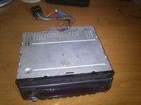 Kenwood KDC-W3041 - Pod��czy� radio samochodowe pod akumulator z wkr�tarki