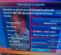 Słaby odbiór TVP1 HD z naziemnej dvb-t.