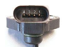VW Golf 4 1.9tdi 110km - Jak sprawdzić czujnik doładowania.