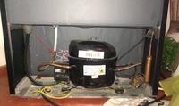 lodówka MPM-46-CJ-02 - chłodziarka nie chłodzi