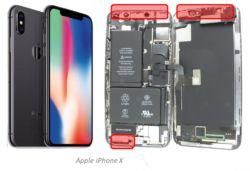 Cisi zwycięzcy stojący za sukcesem Apple iPhone X
