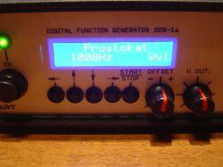 Generator AVR DDS v. Artur K.