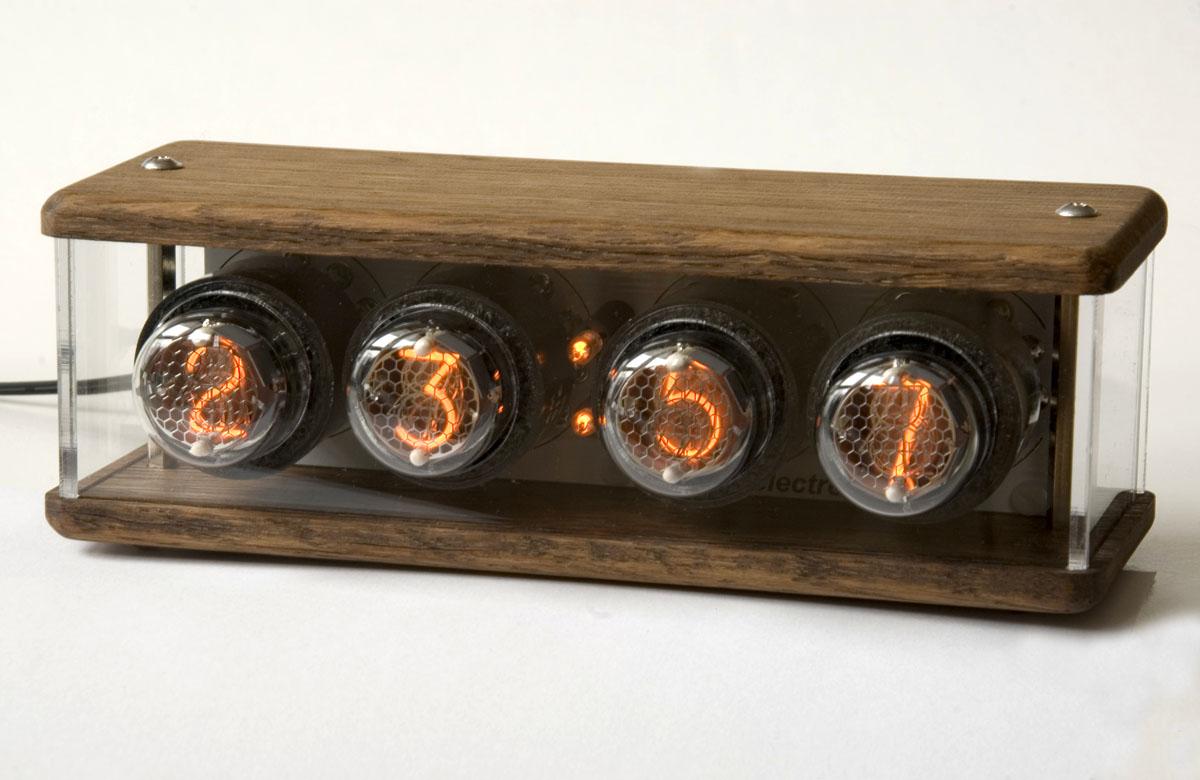 [Sprzedam] Zegar Nixie ElectroNIX Clock