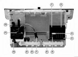 BMW CCC (e60-E90) - Nie działa Pin 10/ISO Connector MuteRadio
