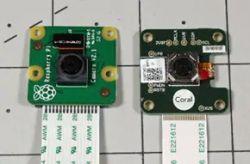 Kamera Google Coral vs. Raspberry Pi Camera V2