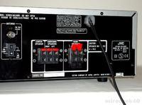 Panasonic TX-L42ET60 - Jak podłączyć do amplitunera JVC RX-5032V