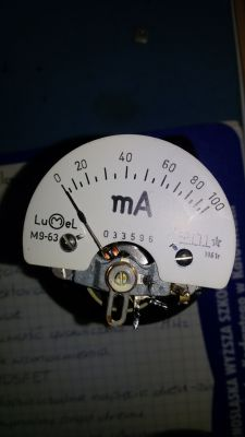 Amperomierz- jako przyrząd pomiarowy.