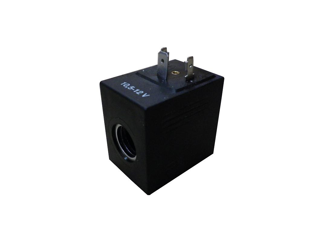 Sterowanie dzwigni� za pomoc� magnes�w lub elektromagnes�w.
