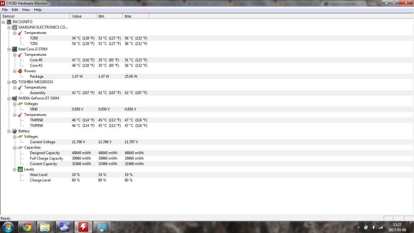 SAMSUNG/R580/JS0DPL - laptop d�awi si�
