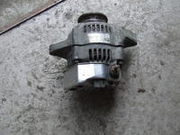 Alternator-prędkość obrotowa