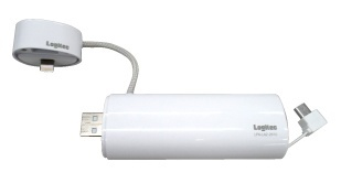 Logitec LPA-LA2-2610 - przeno�na �adowarka akumulatorowa ze z��czem Lighting