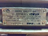 Rosyjski silnik 220V zmiana podłączenia kondensatorów