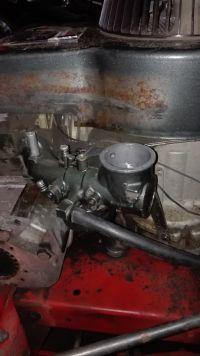silnik b&s 11hp nie odpala - Silnik 11HP B&S w traktorku nie chce odpali