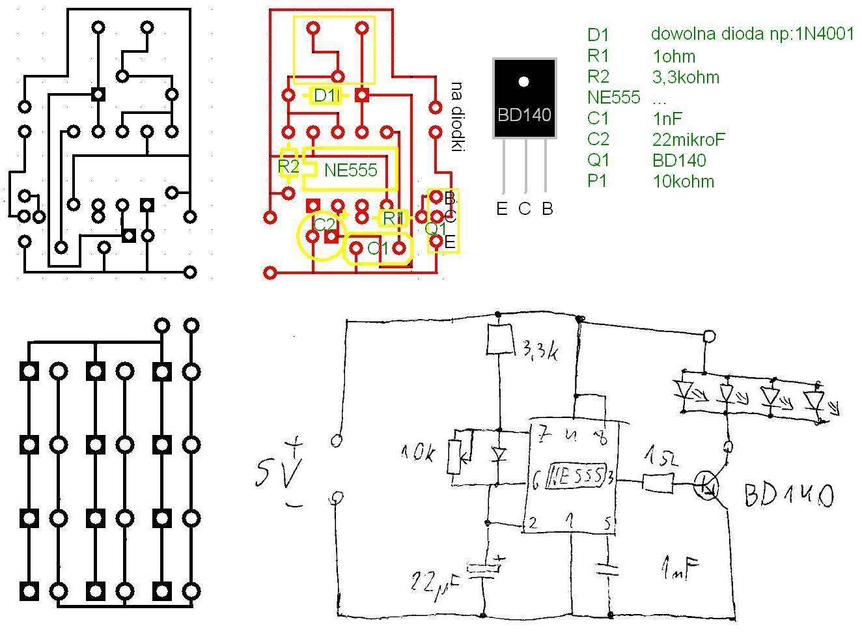 Схемы на микросхеме 555