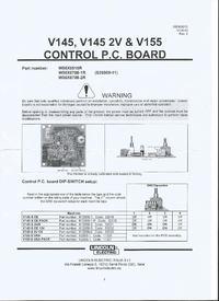 [Sprzedam] Płytkę kontrolną spawarki Lincoln Electric Invertec V145-S