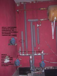 Wychładzanie wody w bojlerze