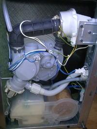 Whirlpool ADG 6560 - Zatrzymuje się po pobraniu wody, błąd F11