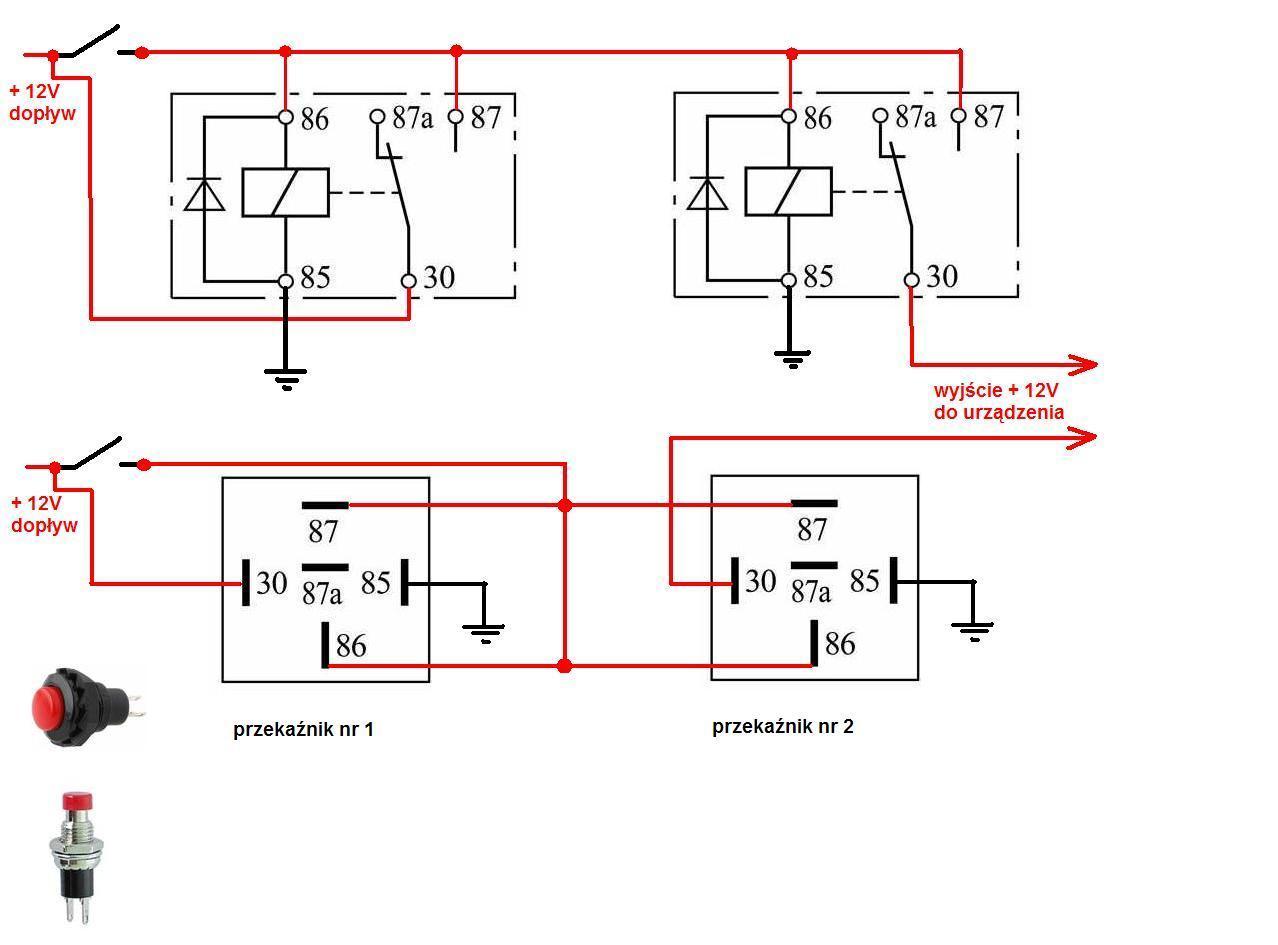 Skoda Octavia 2001 2.0 benz/gaz  -  zabezpieczenie na przycisk szyb
