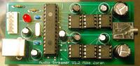 Karta dźwiękowa USB z mikroprocesorem PIC