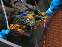 peugeot 307 - Podłączenie wiązki pompy ABS ESP peugeot 307 2.0 HDi 90KM
