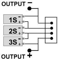 Imax b6 sprawdzanie pojemnosci ogniw 18650 4 sztuk w koszyku